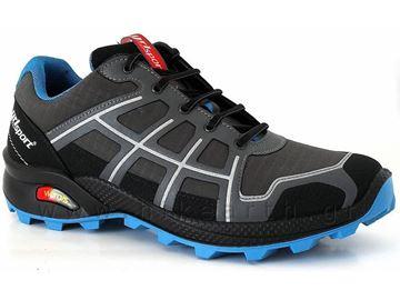 Αθλητικά Παπούτσια Πεζοπορίας Grisport 13103 γκρί-μπλέ