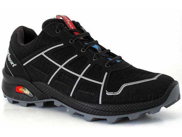 Αθλητικά Παπούτσια Πεζοπορίας Grisport 13103 μαύρα
