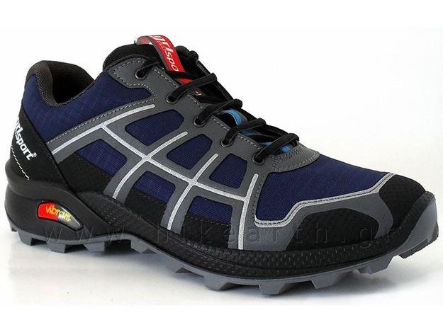 Αθλητικά Παπούτσια Πεζοπορίας Grisport 13103 μπλέ