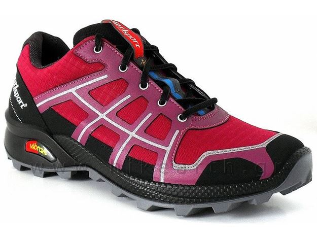 Γυναικεία Αθλητικά Παπούτσια Πεζοπορίας Grisport 13103 φουξ