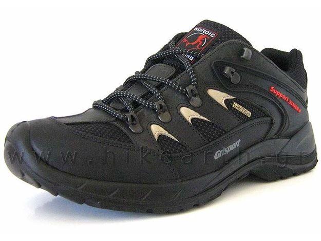 Παπούτσια πεζοπορίας Grisport 11108 μαύρο