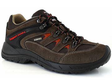 Παπούτσια πεζοπορίας Grisport 11108 καφέ