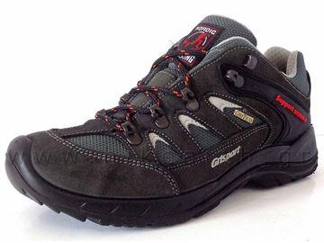 Παπούτσια πεζοπορίας Grisport 11108 γκρι/λαδί