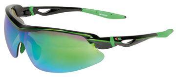 Γυαλιά ηλίου Cofra Revolux πράσινα