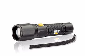 Φακός αλουμινίου tactical με εστίαση δέσμης CREE LED CAT LIGHTS CT2400
