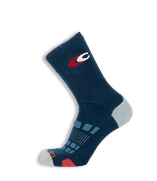 Ορειβατικές κάλτσες Cofra Top Summer navy