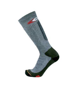 Ορειβατικές κάλτσες Cofra Top Winter anthracite