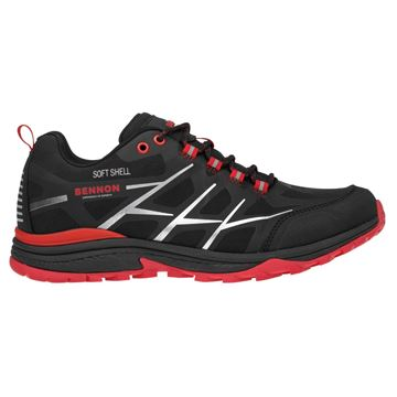 Παπούτσια Πεζοπορίας Bennon Calibro red low