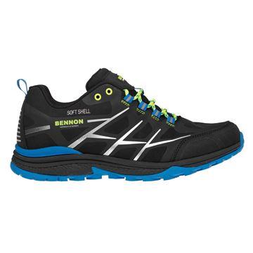 Παπούτσια Πεζοπορίας Bennon Calibro blue low